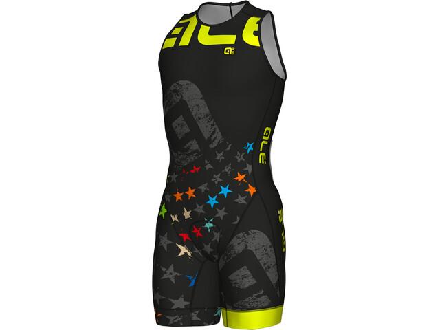 Alé Cycling Olympic Triathlon Stelle Herrer gul/sort (2019) | Tri og enkeltstart